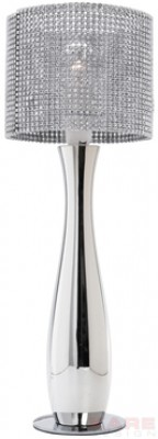 Table Lamp Glamour Chrome