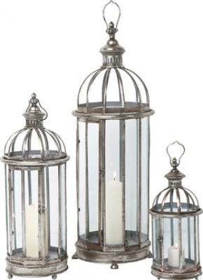 Lantern Lustgarten (3/Set)