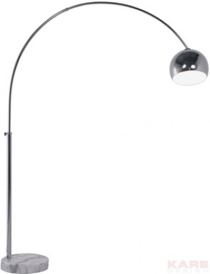 Floor Lamp Lounge Chrome Small Deal