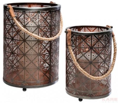 Lantern Sultans Palace Round (2/Set)