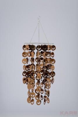 Lamp Shade Flitter Copper 50