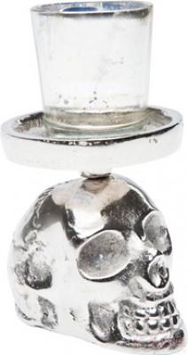 Tealight Holder Skull