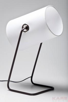 Table Lamp Minimal White