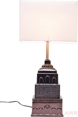 Table Lamp Building