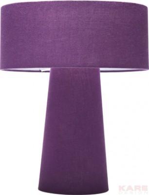 Table Lamp Mushroom Purple