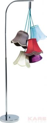 Floor  Lamp Saloon Flowers 5