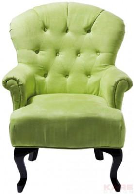 Arm Chair Cafehaus Green