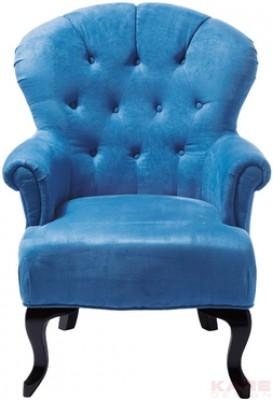 Arm Chair Cafehaus Blue