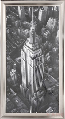 Picture Frame Empire State 175x95cm
