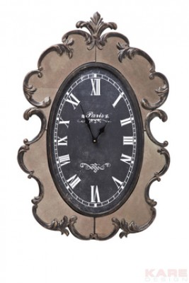 Wall Clock Frame Romantico