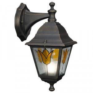 Massive Spoljna zidna lampa - vitraž 15361/42/10