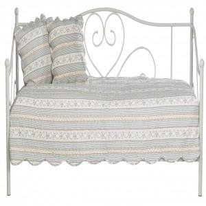 Krevet ROSE 90x200cm krem