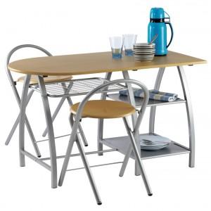 ARTUR sto + 2 stolice