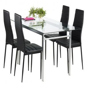 JUVENTUS sto + 4 DAVE stolice