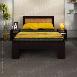 Krevet CUBO-Alcantara 80x190(200)cm