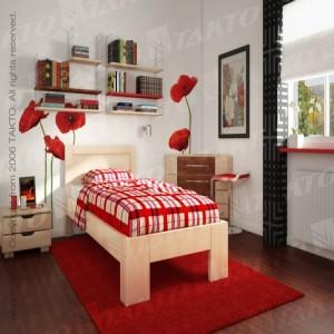 Krevet CUBO 100x190(200)cm