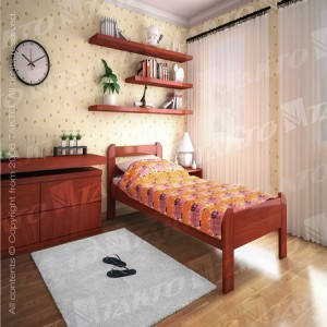 Krevet COMFORT 100x190(200)cm