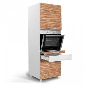 Kuhinjski element LUX D 60 RV — Belo-Svetla maslina