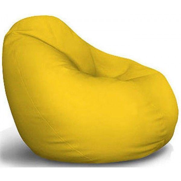 Lazy Bag - žuta