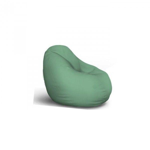 Lazy Bag - eko koža - tamno zelena