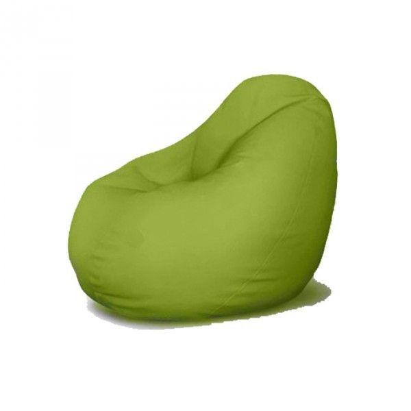 Lazy Bag - eko koža - svetlo zelena