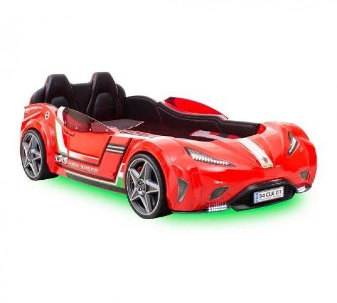 GTI AUTO KREVET - crveni