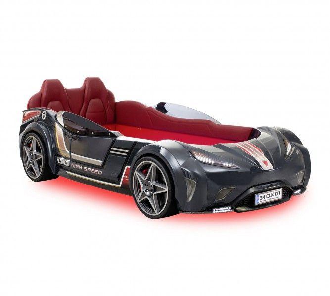 GTI AUTO KREVET - antracit
