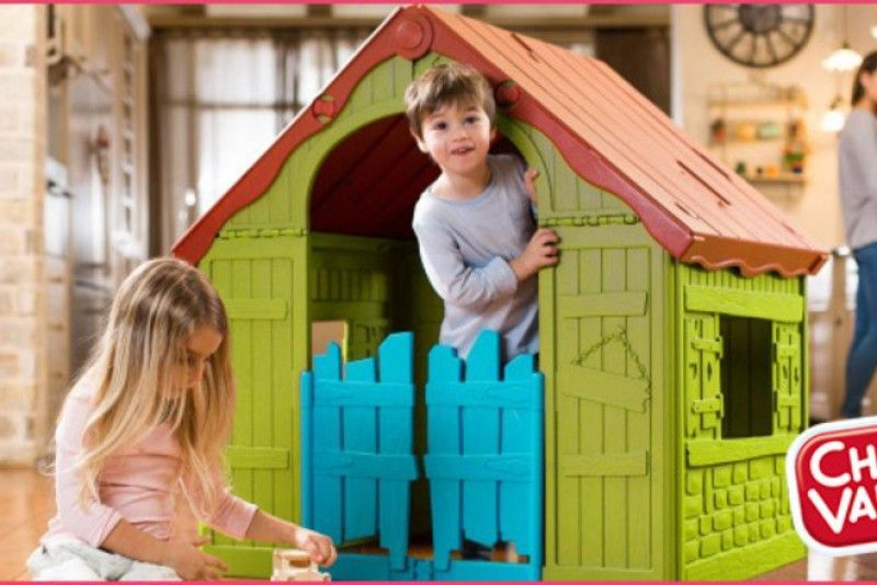 Kućica za decu Wonderhold play house