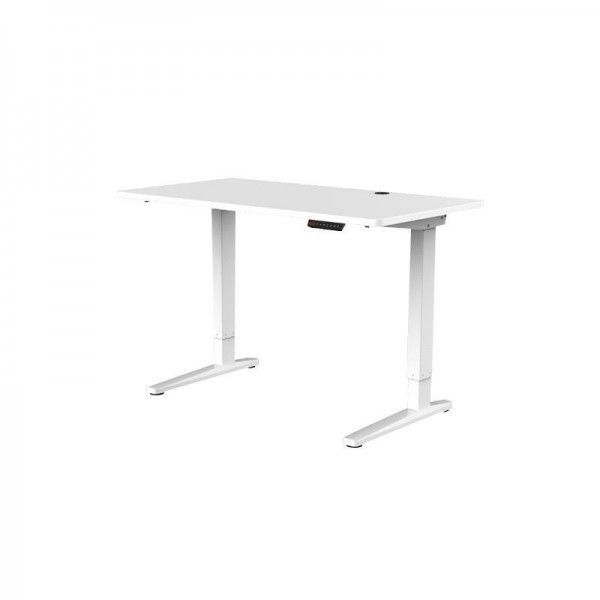 Proven E2-12 Adjustable Desk White/White
