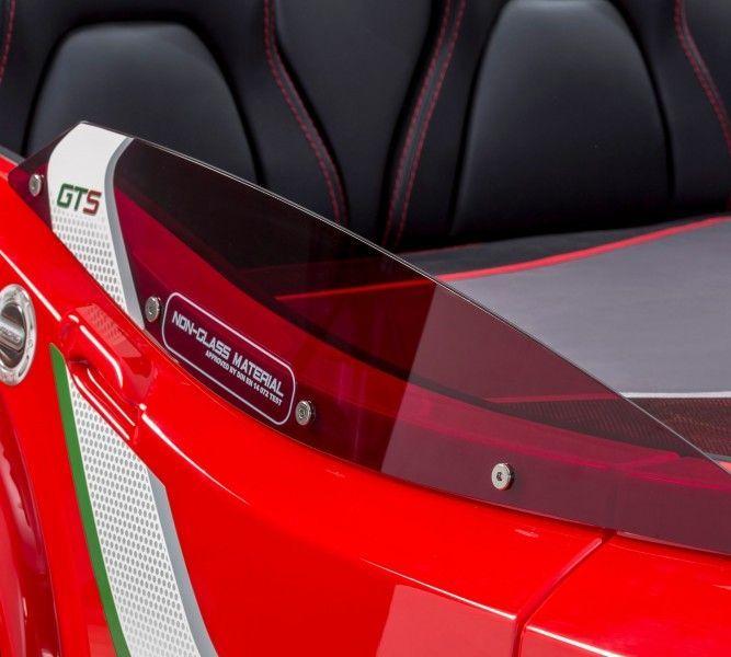 GTS AUTO KREVET - crveni