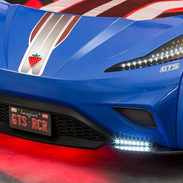GTS AUTO KREVET - plavi