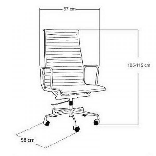 Kancelarijska stolica PREMIER