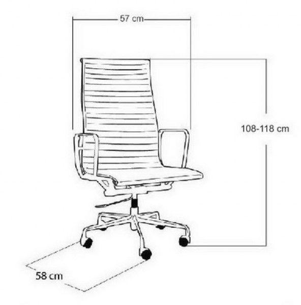 Kancelarijska stolica ARC