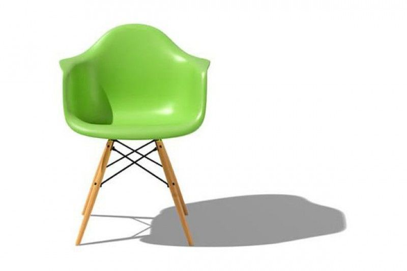Moderna Stolica Sem Zelena