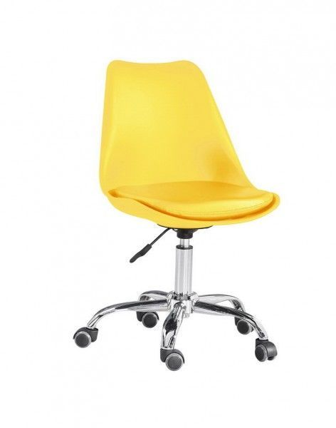 Kancelarijska Stolica Charlie Office Žuta