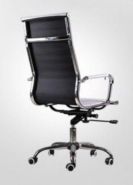 Kancelarijska stolica BOB-R HB Bela