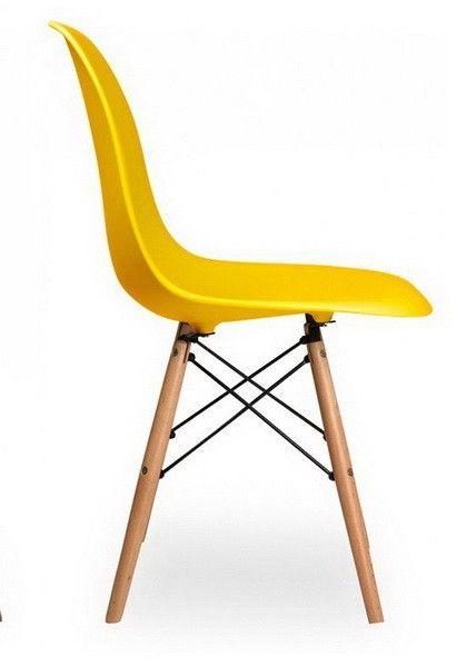 Stolica CHARLIE Žuta
