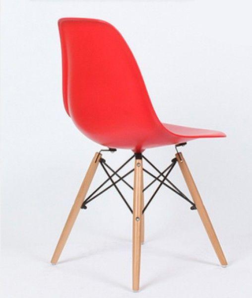 Moderna Stolica Charlie Crvena