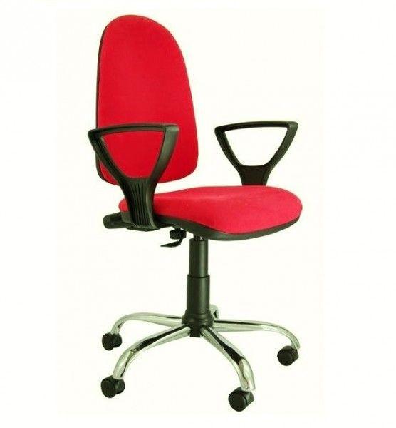 Daktilo stolica *M170/cp/hrom/pvc