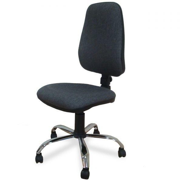 Daktilo stolica M 180/cp/hrom