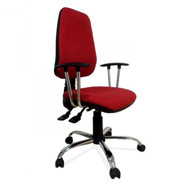 Radna stolica M 180/asin/hrom/hrom