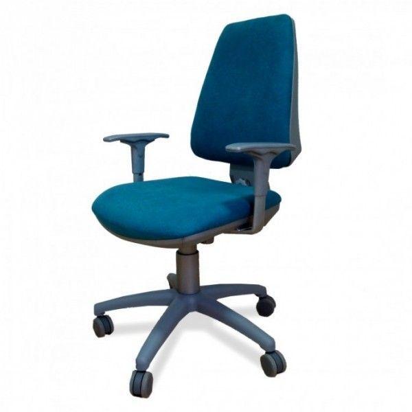 Radna stolica M 201 siva/asin