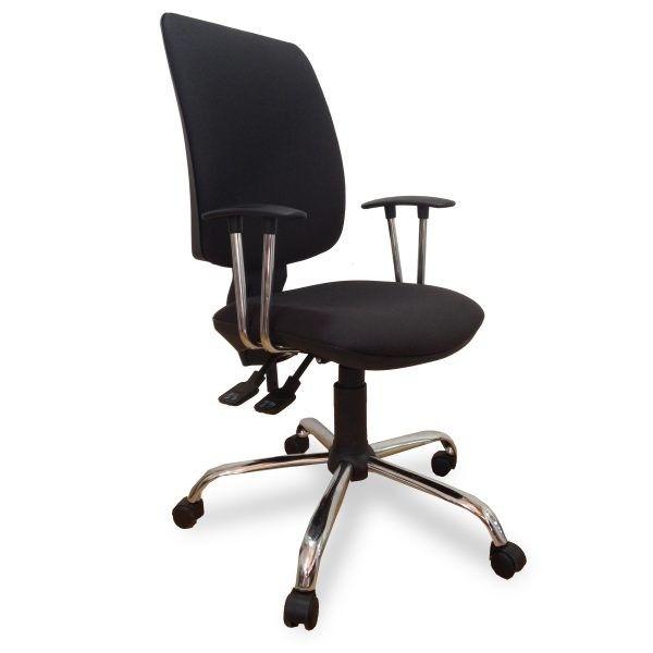 Radna stolica M 205/hrom/ hrom