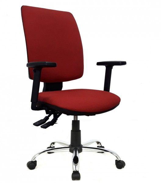 Radna stolica M 205/hrom/pu