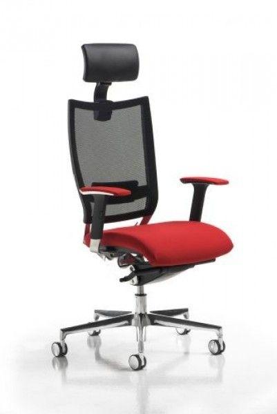 Ergonomska radna stolica M 280 lux